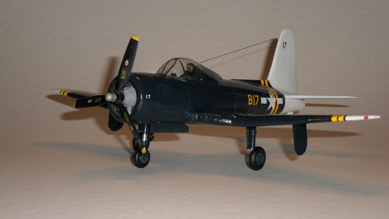 1/48 Hawk Ryan FR-1 Fireball