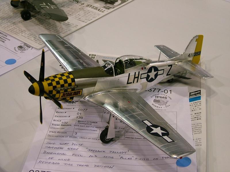 Hasegawa 1/32 P-51D