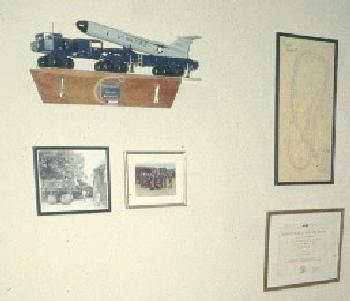 Mace and Teracruzer Display
