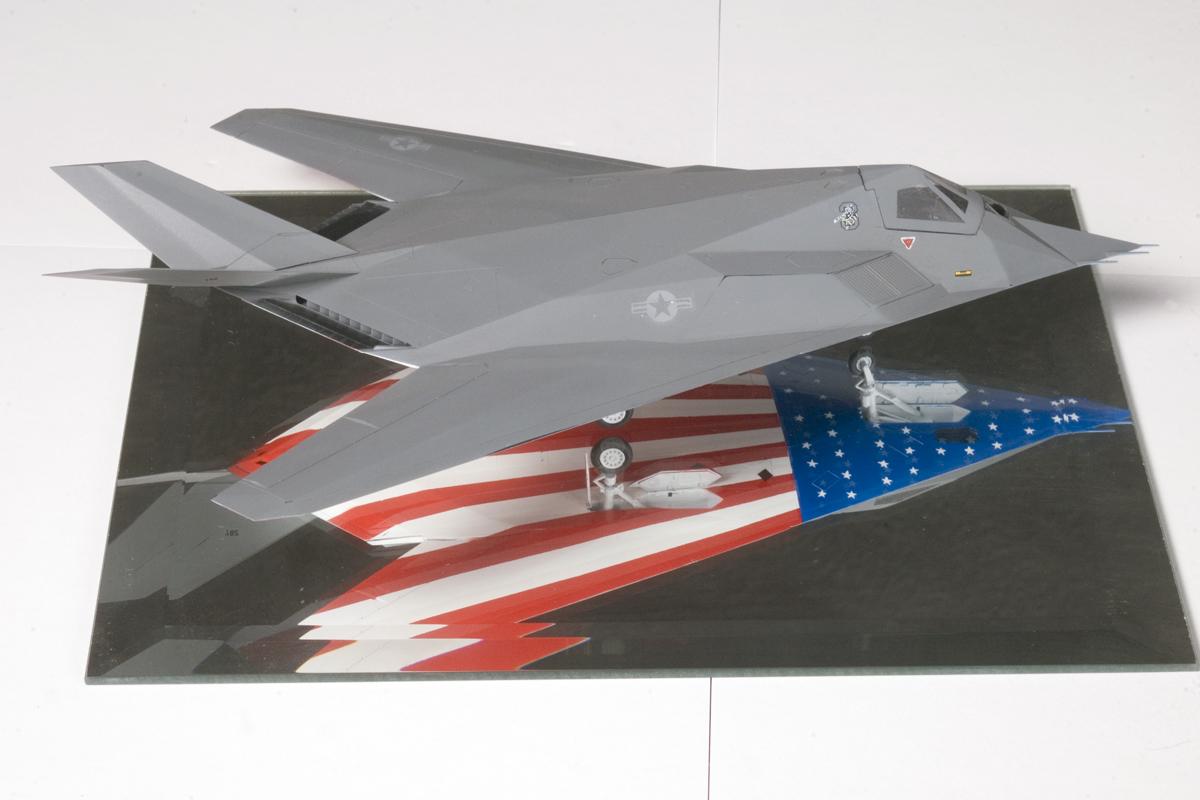 1/72 F-117